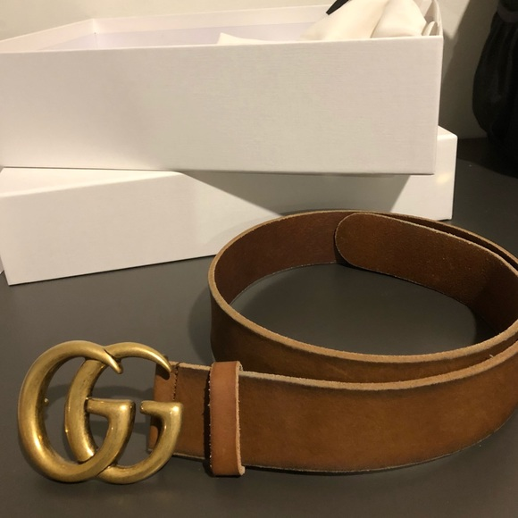 9d2757740 Gucci Accessories | Gg Marmont Belt Perfect 100 Authentic | Poshmark